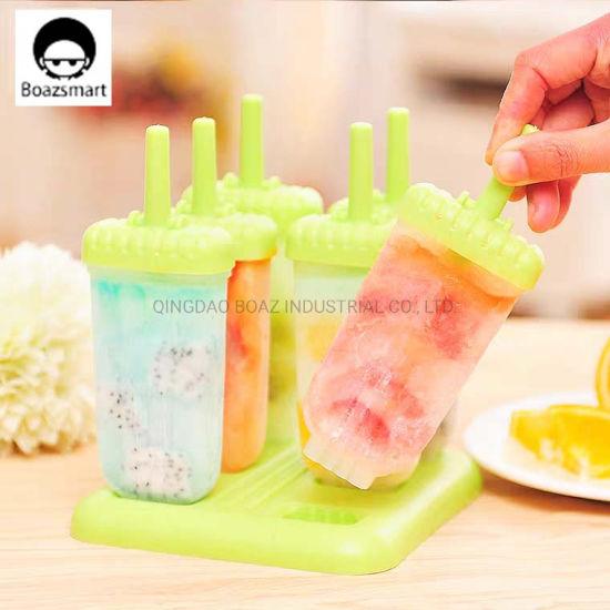 Mini Ice Cream Mold Plastic Container Products