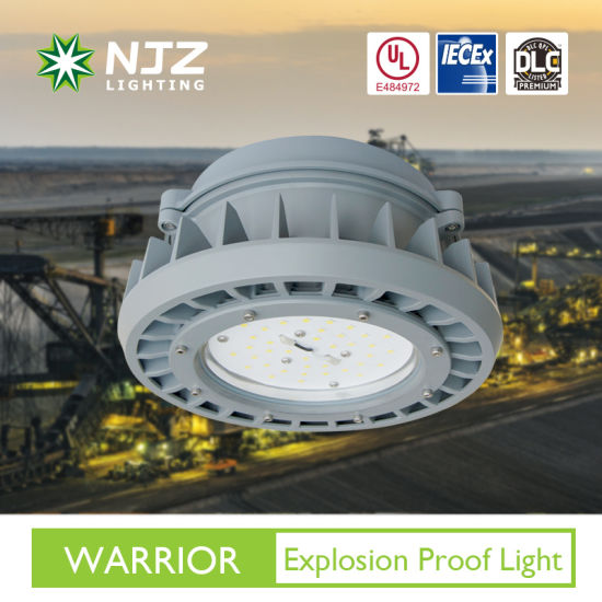 NJZ flame proof light fittings for marine loading terminals