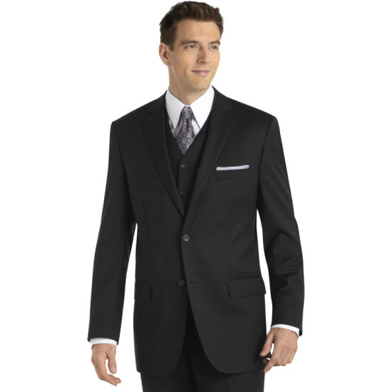 China Factory Notch Lapel Man Formal Business Suits