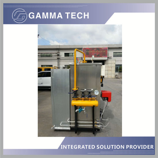 0.1t/H /0.2t/H Wns Industrial Use Natural Gas LPG Fired Steam Boiler in China