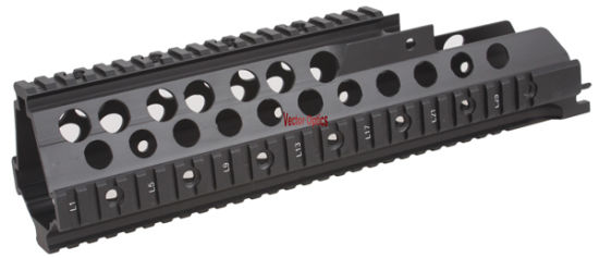 [Hot Item] H&K HK G36 Heckler and Koch G36 Tactical Picatinny Quad Rail  Handguard Handrail Firearms Gun Parts Accessories