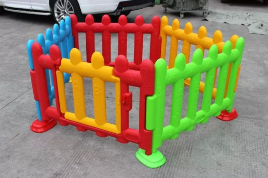 Child Fun Brain Game Ball Play Kids Safety Fence for Baby Home Soft Play