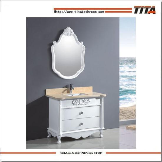 Antique Bathroom Vanity/Bathroom Vanity Canada/Carrara Marble Bathroom  Vanity (TH21502) - China Antique Bathroom Vanity/Bathroom Vanity Canada/Carrara Marble
