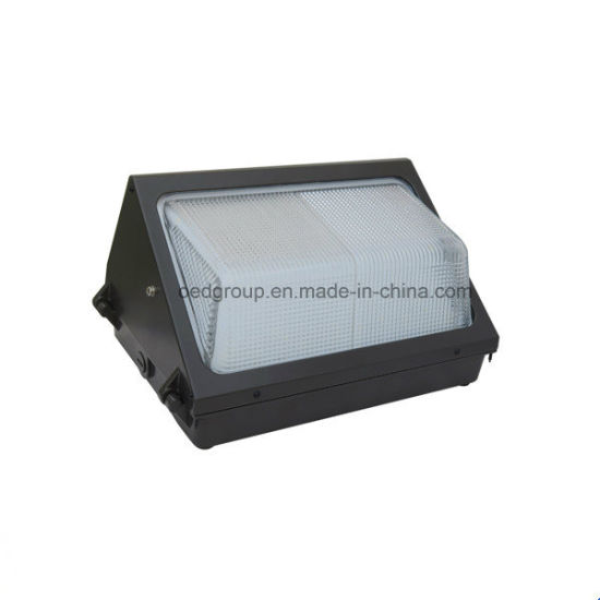 50W 80W 100W 120W LED Wall Pack Light with 5 Years Warranty and Dlc UL Approved for Outdoor Use