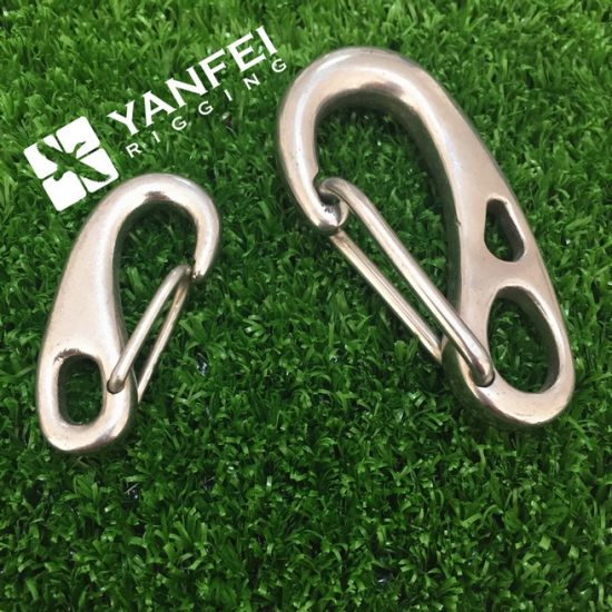 Stainless Steel Pear Shaped Quick Link pictures & photos