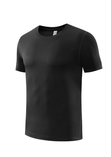 Custom Clothing Summer 100% Cotton Crew Neck T-Shirt for Men and Women