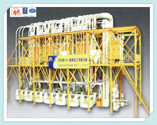 6f22 Series Flour Milling Machine for Wheat and Corn Flour Mill pictures & photos