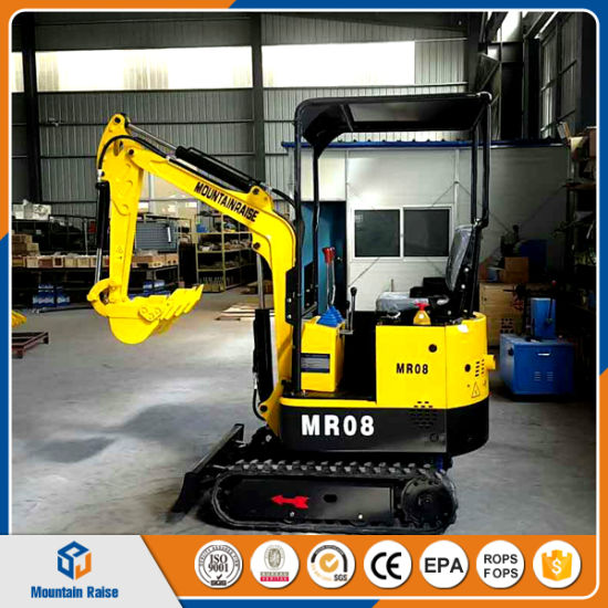Chinese Small Potato Digger Excavators for Lowest Price pictures & photos