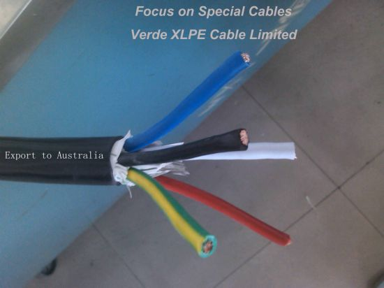 PVC Insulated Cable for Substation Electrical Project pictures & photos