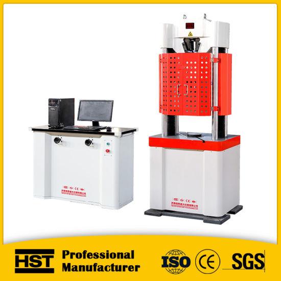 Computer Display Hydraulic Universal Testing Machine