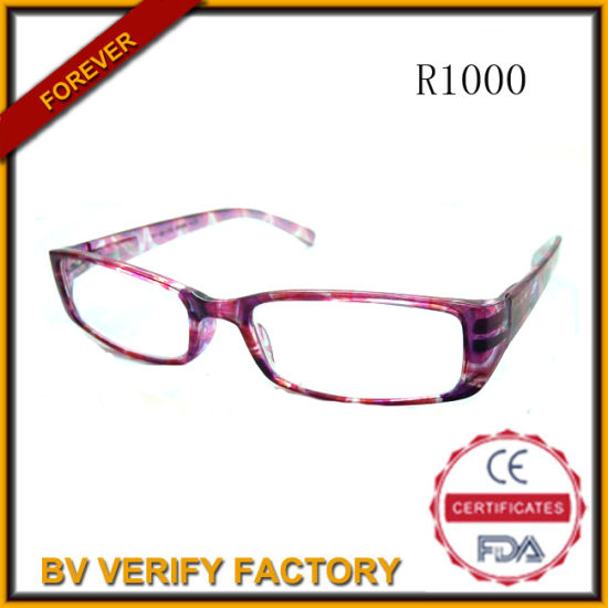 6dfae477fc44 Wholesale Latest Design Bifocal Cheap Reading Glasses with Case R1000