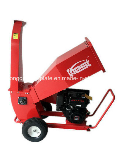 9HP Wood Chipper Shredder with Ce Certification pictures & photos