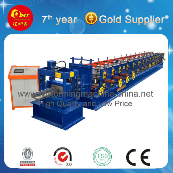 Z-Roller Forming Machine for Making Steel Shelf pictures & photos
