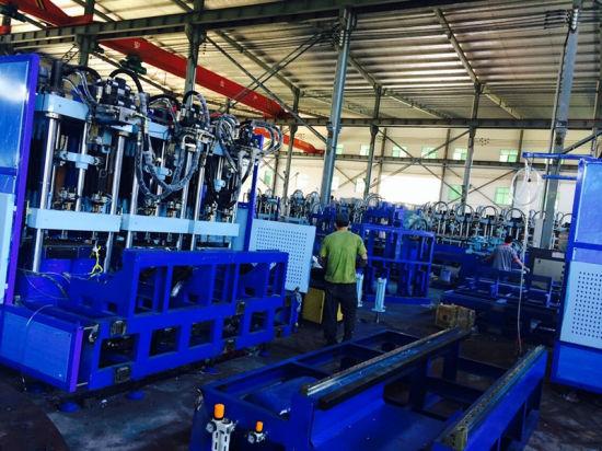 Double Color EVA Foam Injection Molding Machine