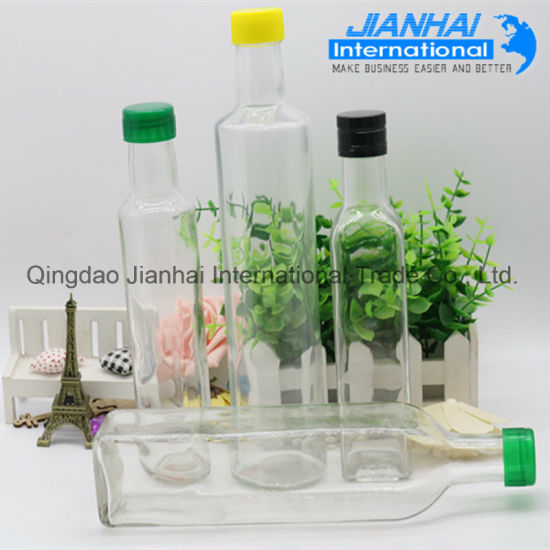 Wholesale Glass Cooking Oil Storage Bottle pictures & photos