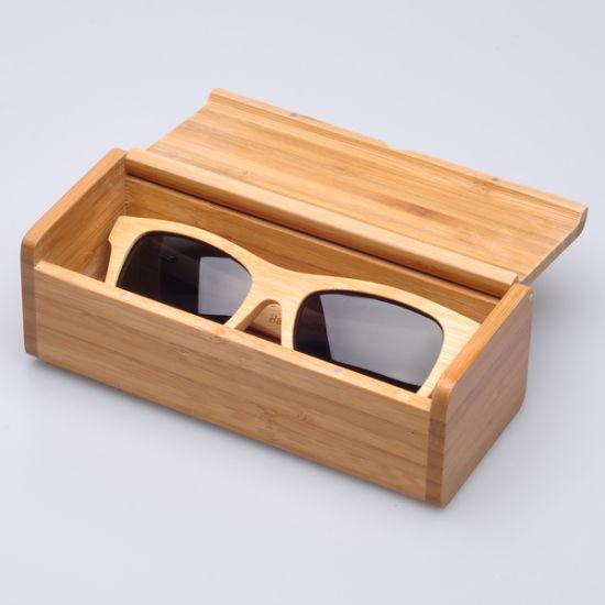 05cea643dd China 100% Natural Bamboo Sunglass Case - China Bamboo Sunglasses ...