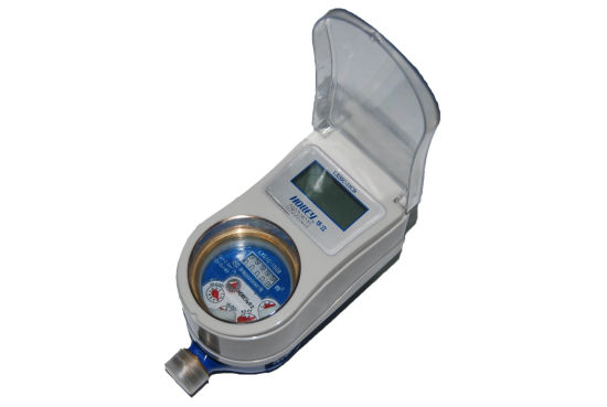 Professionally IC Card Prepaid Cold Water Meter (LXSIC~15CB-25CB)