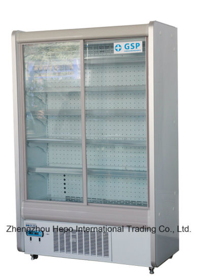 8 to 20 Degree Lab Equipmentsliding Door Pharmaceutical Refrigerator (750L) pictures & photos
