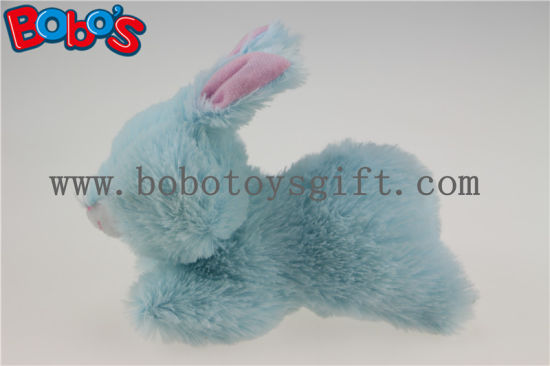 "Lovely 7"" Light Blue Rabbit High Quality Process The Child′s Good Partner Sizes Can Be Customized Bos2016-06/7"" pictures & photos"