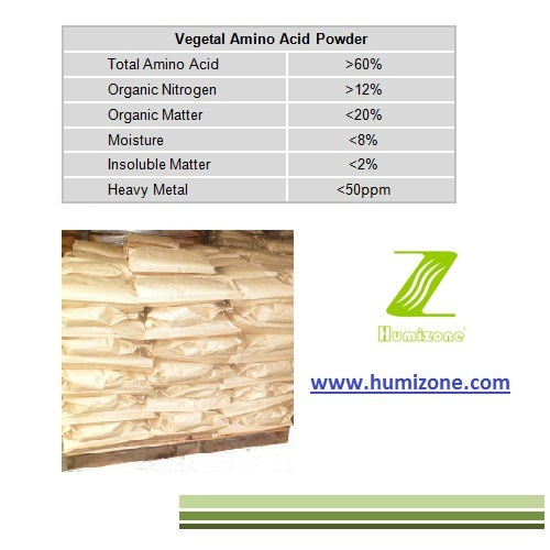 Humizone Vaa-60-P Vegetal Source Amino Acid pictures & photos