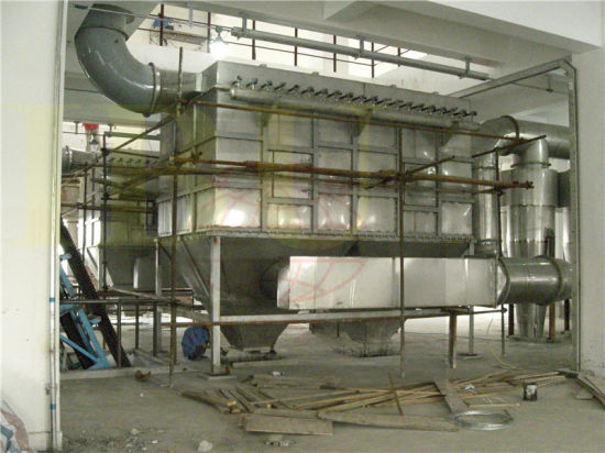Xf Series Fluid Bed Drying Machinery for Health Food in Foodstuff Industry pictures & photos