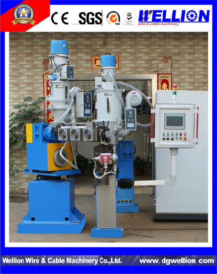 China PVC Wire Cable Making Machinery - China Machinery, Wire Machinery