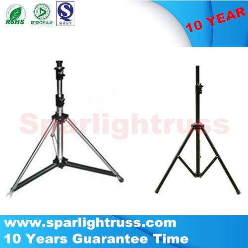 Flexible Light Trupod Stand with Triangle Truss