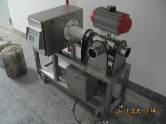 Pipe Metal Detector (Jam or Liquid Product Inspection) pictures & photos