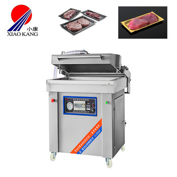 Simple and Easy Operation Vacuum Skin Packaging Machine for Food