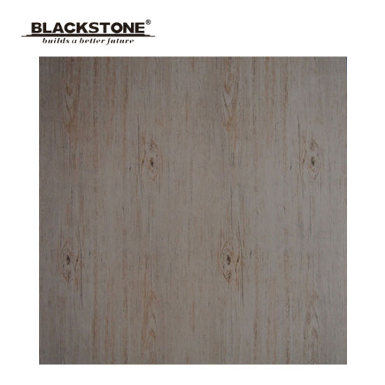 China 600x600mm Wood Pattern Rustic Ceramic Floor Tile Tm68061