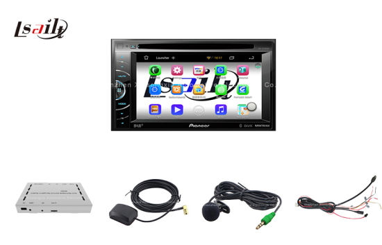 China (Android 4 2 2) Pioneer GPS Android Box Adds on Car DVD Player