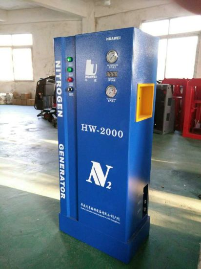 High Purity N2 Nitrogen Inflator pictures & photos