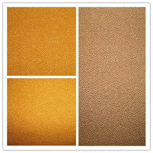 Wool Tencel Lyocell Blenched Mesh Weave Fabric pictures & photos