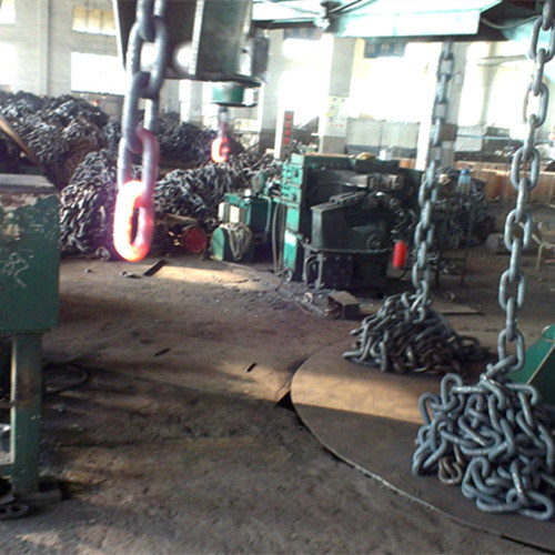 Welded Studless and Stud Anchor Link Chain pictures & photos