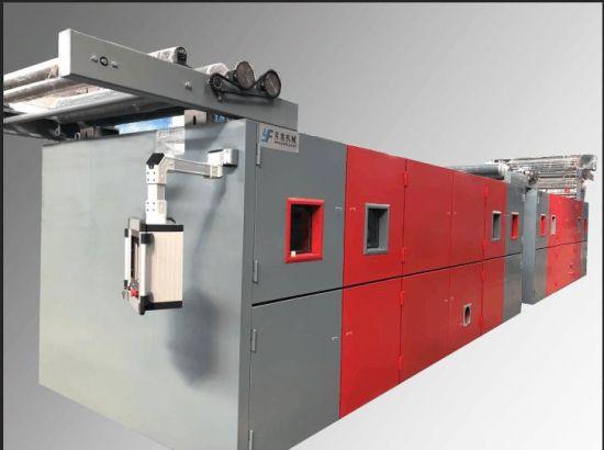 Novel Open-Width Pneumatic Driver Drying Machine