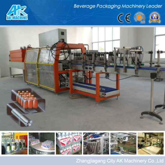 Automatic Shrink-Wrapping Packing Machine (AK-450A) pictures & photos