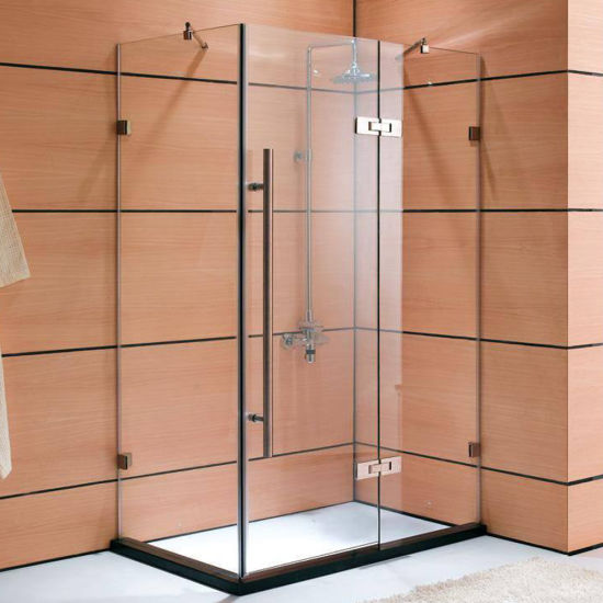 Bathroom Glass Sliding Door Shower Enclosure Shower Room