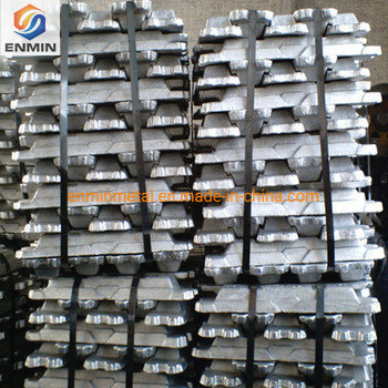 High Purity ADC12 Aluminum Alloy Ingot 99.9% Made in China