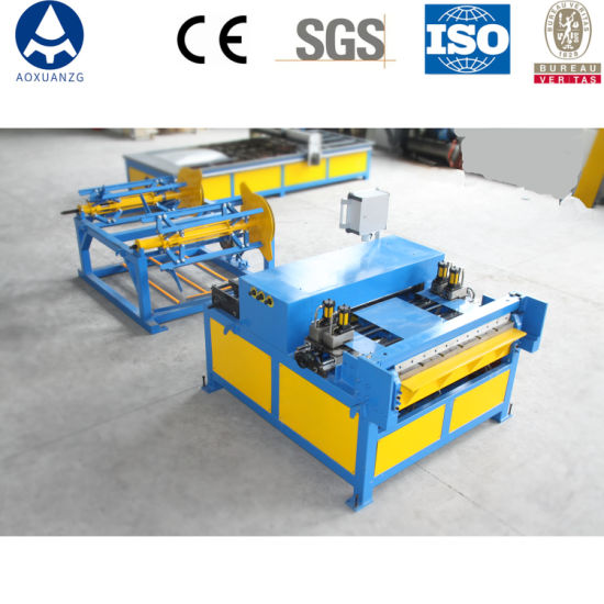 Guality Flexible HVAC Duct Manufacture Line 3, HVAC Duct Making Machine for Sale