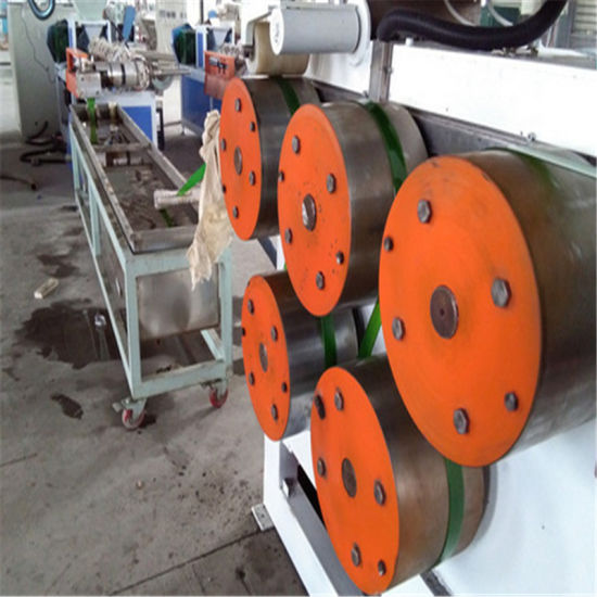 Recycled Polyethylene Strap Polypropylene Belt PP Packing Tape Pet Strapping Band Extrusion Machine
