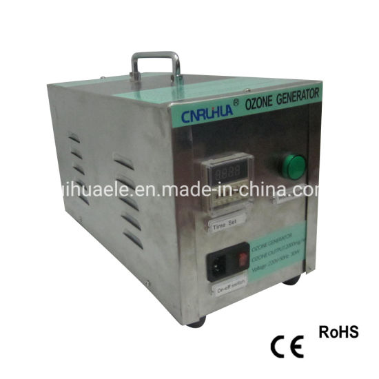 220VAC Portable 10g/Hr Ozone Generator for Air Purifier