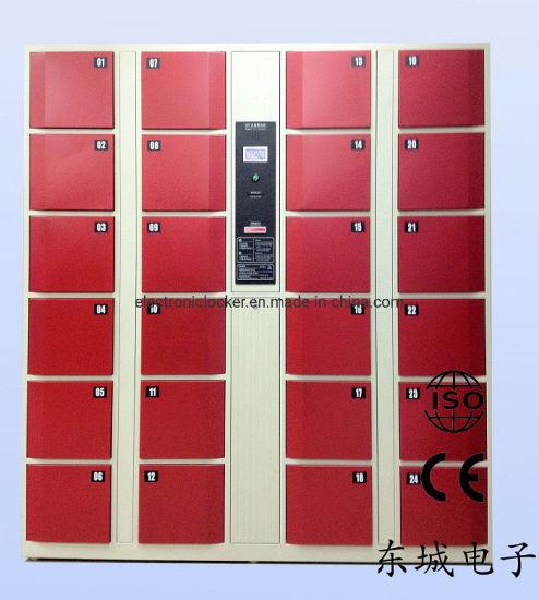 Steel Electronic Locker