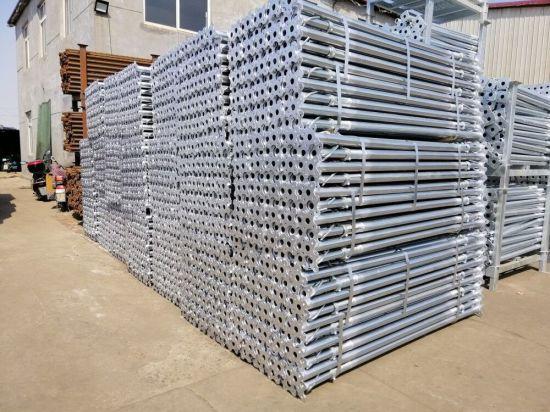 Galvanized Spanish Type Steel Prop