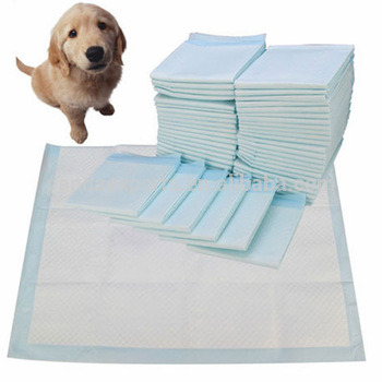 Printing Cartoon Dog Waterproof Beds Pads Pet Washable Diapers