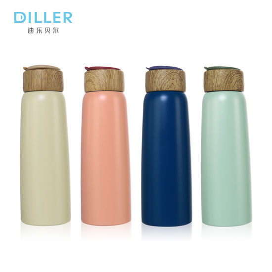 Hot Sale Wide Mouth Stainless Steel Double Wall Sports Tumbler Vacuum Flask