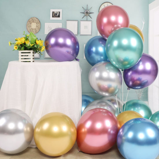 """12 x Welcome Home 12/"""" Latex Balloons"""