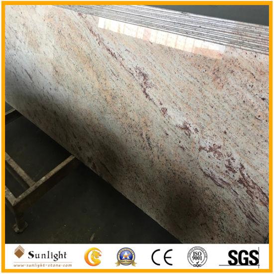 Customize India Kashmir Gold Granite Countertop for Kitchen, Bathroom