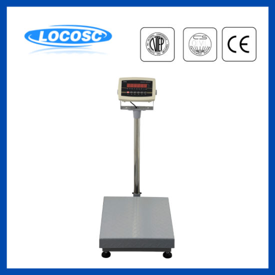 Locosc Lp7610 Chemical Industry Corrosion Resistant Tcs Electronic Platform Scale
