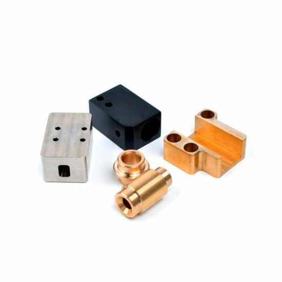 High Precision Customized Metal Components Nonstandard Milling Turning Drilling Grinding Fabrication Coat CNC Machining/Machined/Machinery Parts for Industrial