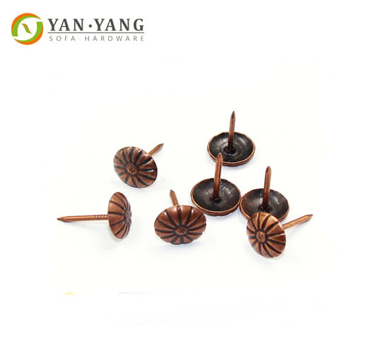 Metal Upholstery Nail Decorative Sofa Nails Furniture Accessories